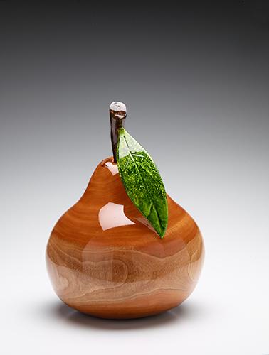 Mahogany Chubby Pear